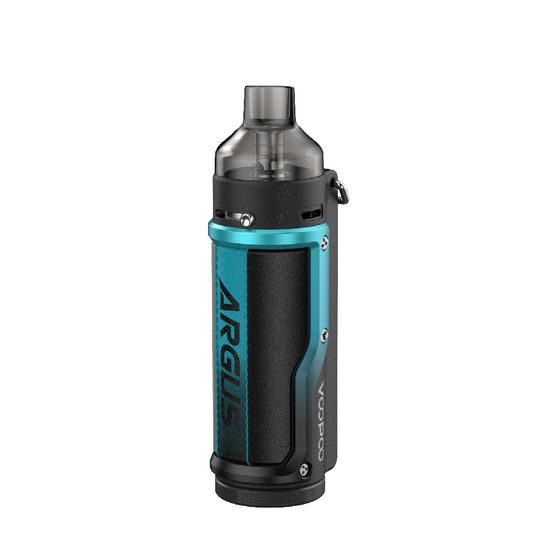 VOOPOO Argus 40W Pod Kit 1500mAh Type: TPD Edition | Color: Litchi Leather & Blue cheap