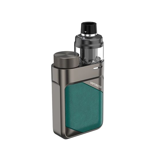 Vaporesso Swag PX80 80W 18650 Pod Kit Type: 2ml TPD Edition | Color: Emerald Green cheap