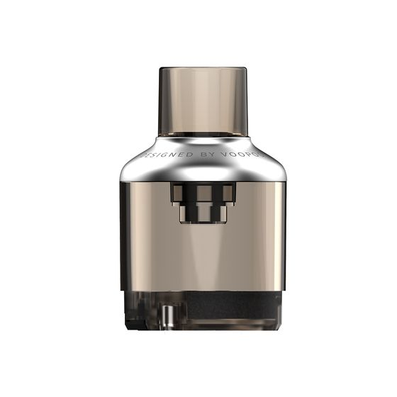 VOOPOO TPP Pod Tank Type: Standard Edition | Color: Silver-Without Base 2pcs authentic