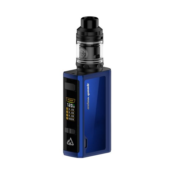 Geekvape Obelisk 120 FC Kit 3700mAh with Z Subohm Tank Type: TPD Edition without Adapter | Color: Blue wholesale price