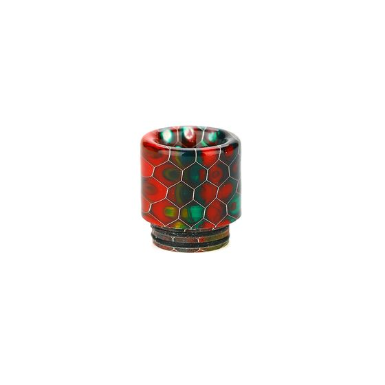 UK supplier 510/810 Multi-functional Resin Drip Tip