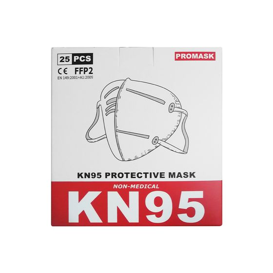 wholesale price [Arctic Dolphin]KN95 Face Mask 25pcs/pack