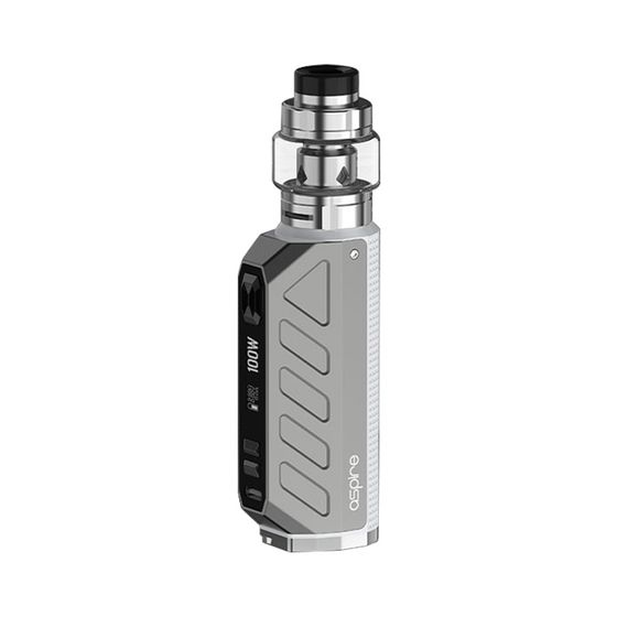 Aspire Deco 100W Kit with Odan EVO Tank Type: TPD Edition | Color: Iron Grey UK shop