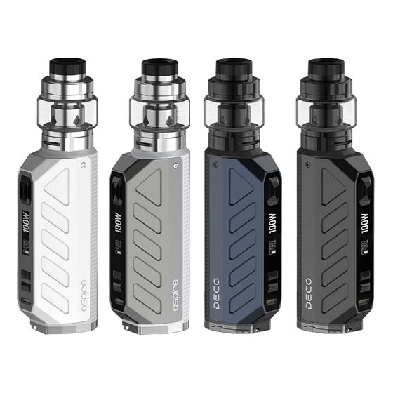 authentic Aspire Deco 100W Kit with Odan EVO Tank