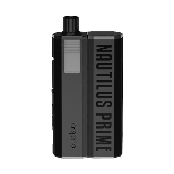 UK shop Aspire Nautilus Prime 60W Pod Kit 2000mAh Color: Black