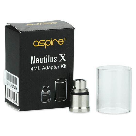 UK shop Aspire Nautilus X 4ML Adapter Kit