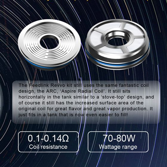for wholesale Aspire Revvo Boost Coil 3pcs