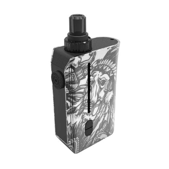 UK store [Coming Soon] Squid Industries Squad Rebuildable TC Pod Kit 950mAh Color: Chieftain | Type: Refillable Metal Atomizer