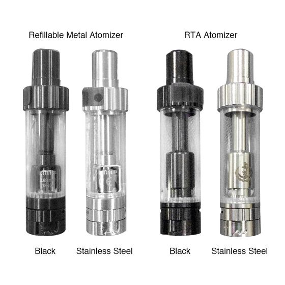 UK shop [Coming Soon] Squid Industries Squad Replacement Atomizer 2ml