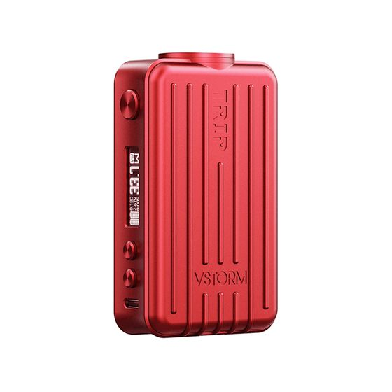 [Coming Soon] Vapor Storm Trip 200W TC Mod  Color: Red UK wholesale