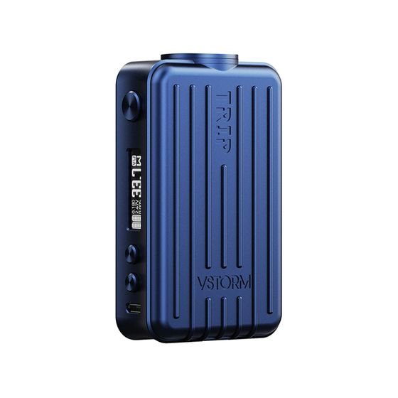 [Coming Soon] Vapor Storm Trip 200W TC Mod  Color: Blue wholesale