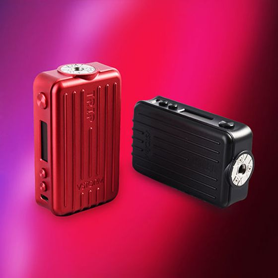 [Coming Soon] Vapor Storm Trip 200W TC Mod  UK store