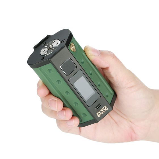 UK supplier DEJAVU DJV D7 180W Touch Screen TC Box MOD
