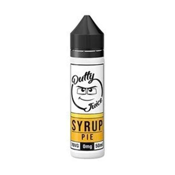 wholesale Dutty Juice 50ml Shortfill Flavor: Syrup Pie