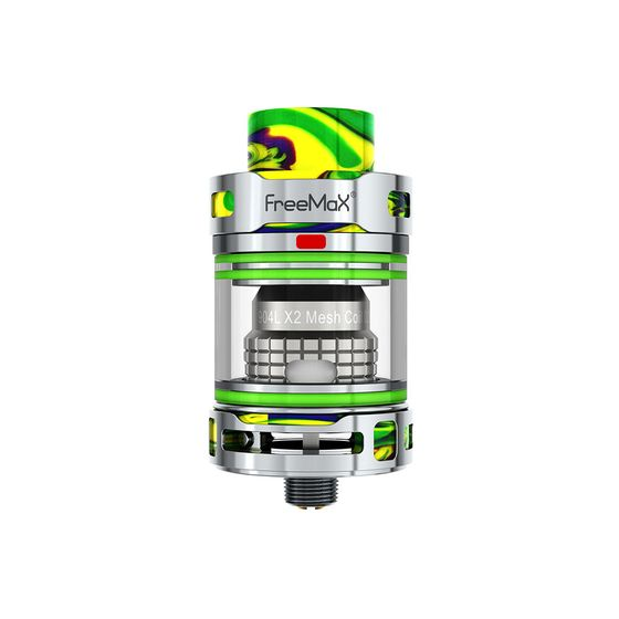 Freemax Fireluke 3 Subohm Tank 2ml Type: 2ml TPD Edition | Color: Green authentic