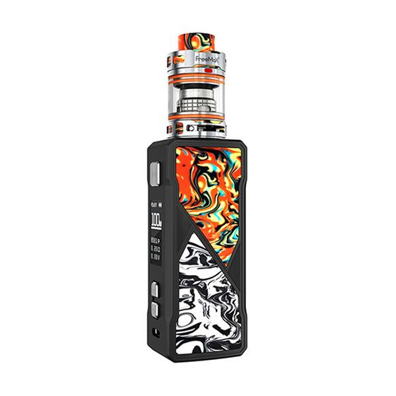 Freemax Maxus 100W TC Kit Type: TPD Edition | Color: Orange & Black wholesale