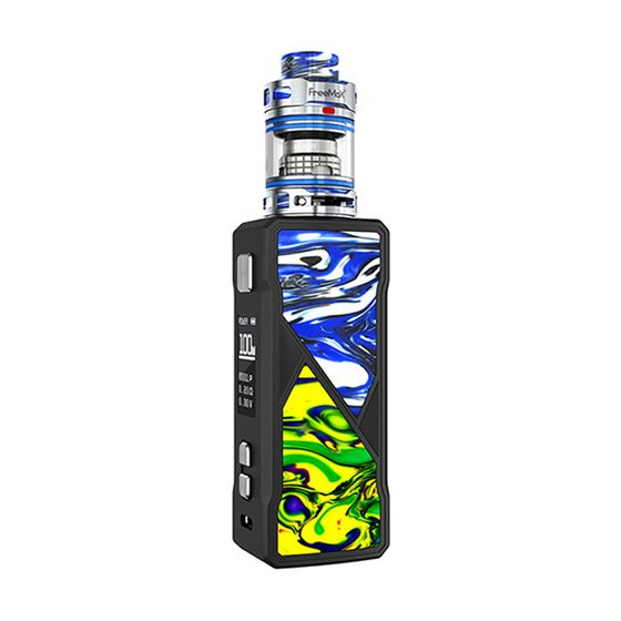 Freemax Maxus 100W TC Kit Type: TPD Edition | Color: Blue Green UK wholesale