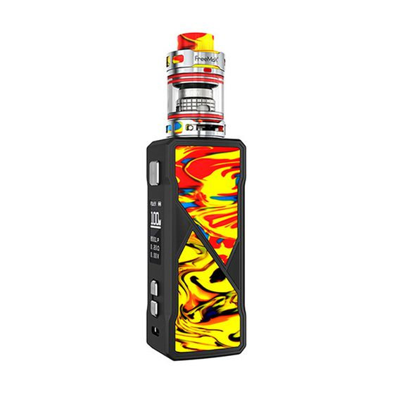 Freemax Maxus 100W TC Kit Type: TPD Edition | Color: Red Yellow authentic