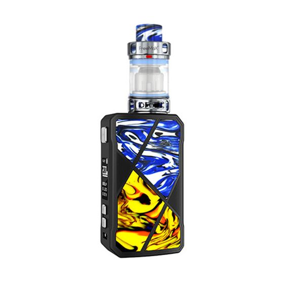 Freemax Maxus 200W TC Kit Type: TPD Edition | Color: Blue & Yellow wholesale price