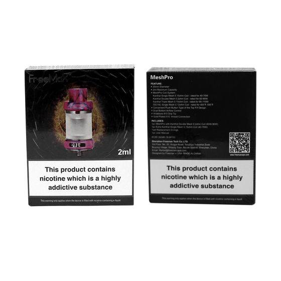 cheap Freemax Mesh Pro Subohm Tank 2ml