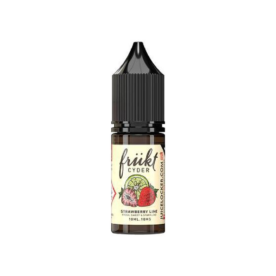 Frukt Cyder 10ml Nic Salt Strength: 10mg/ml | Flavor: Strawberry Lime wholesale price