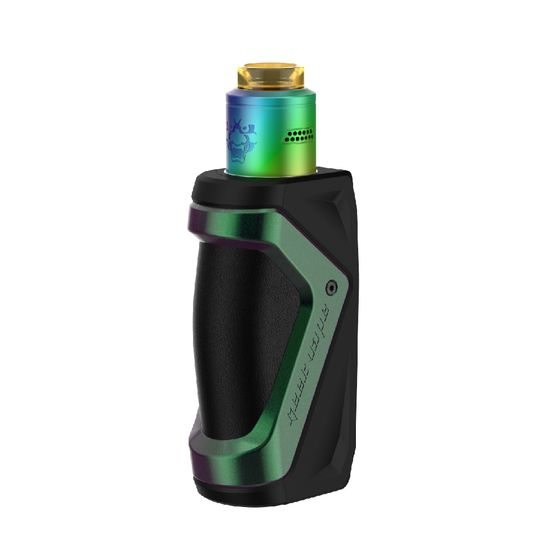 GeekVape Aegis Squonker  100W TC Kit with Tengu RDA Color: Chameleon | Type: 2ml TPD Edition wholesale price