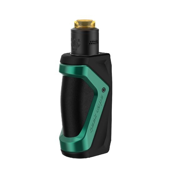 for wholesale GeekVape Aegis Squonker  100W TC Kit with Tengu RDA Color: Green | Type: 2ml TPD Edition