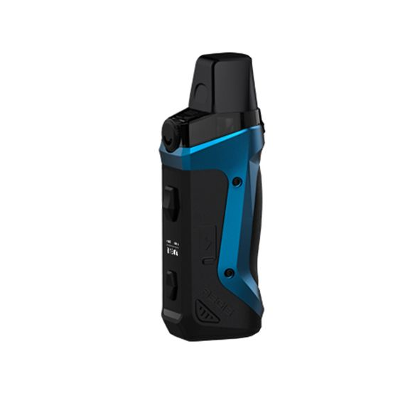 cheap Geekvape Aegis Boost 40W Pod Mod Kit 1500mAh Color: Almighty Blue | Type: 2ml TPD Edition