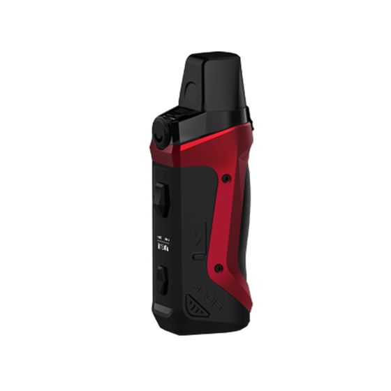 UK store Geekvape Aegis Boost 40W Pod Mod Kit 1500mAh Color: Devil Red | Type: 2ml TPD Edition