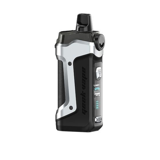 Geekvape Aegis Boost Plus 40W 3-in-1 Pod Kit Color: Classic Silver | Type: 2ml TPD Edition wholesale