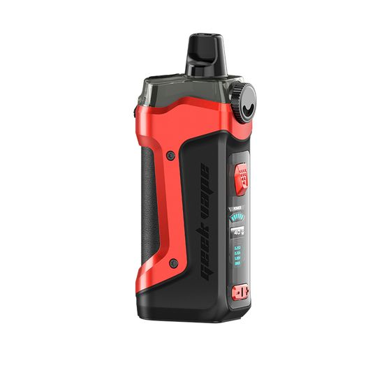 Geekvape Aegis Boost Plus 40W 3-in-1 Pod Kit Color: Devil Red | Type: 2ml TPD Edition UK shop
