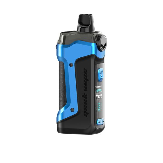 Geekvape Aegis Boost Plus 40W 3-in-1 Pod Kit Color: Almighty Blue | Type: 2ml TPD Edition wholesale price