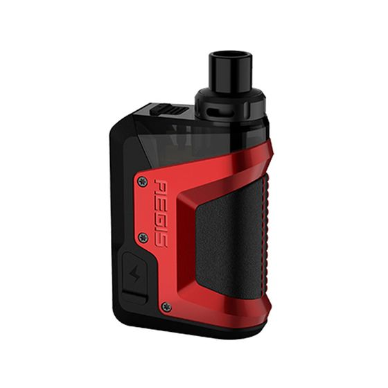 for wholesale Geekvape Aegis Hero Pod Mod Kit 1200mAh Type: 2ml TPD Edition | Color: Red