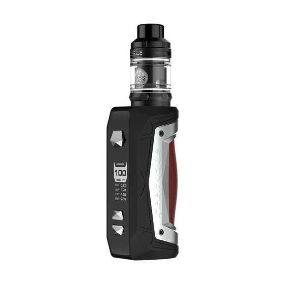 wholesale Geekvape Aegis Max 100W 21700 Kit with Zeus Color: Grey Pearl | Type: 2ml TPD Version