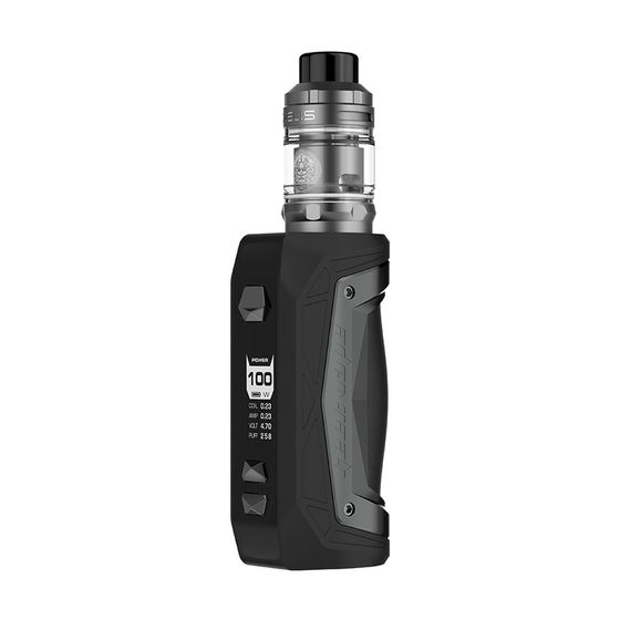 Geekvape Aegis Max 100W 21700 Kit with Zeus Color: Black Tung | Type: 2ml TPD Version for wholesale