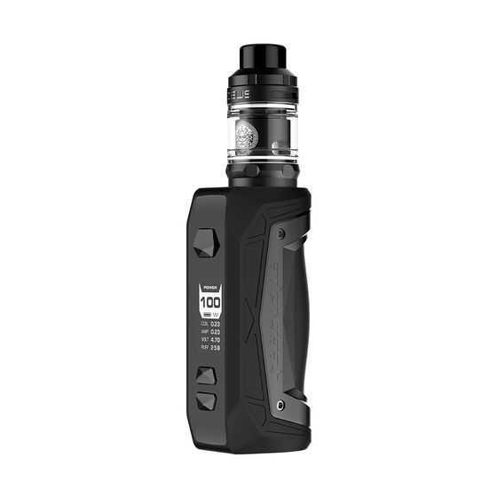 wholesale Geekvape Aegis Max 100W 21700 Kit with Zeus Color: Black Space | Type: 2ml TPD Version