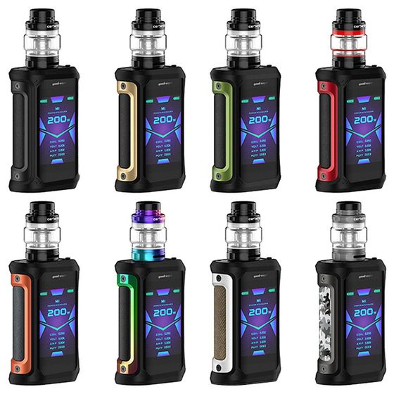 for wholesale Geekvape Aegis X 200W TC Kit with Cerberus Tank