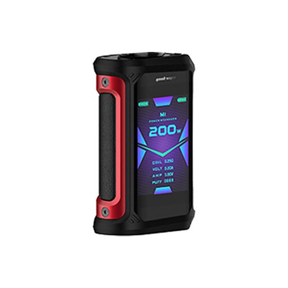 for wholesale Geekvape Aegis X 200W TC Mod Red Black