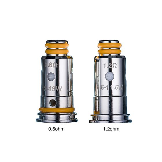Geekvape G Series Coil for Aegis Pod/Wenax 5pcs UK supplier
