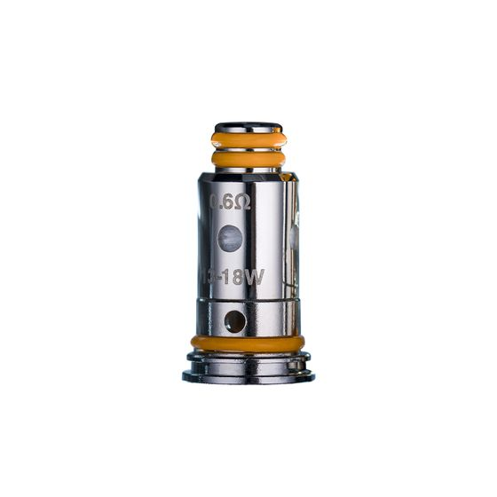 cheap Geekvape G Series Coil for Aegis Pod/Wenax 5pcs Resistance: 0.6ohm | Type: TPD Edition