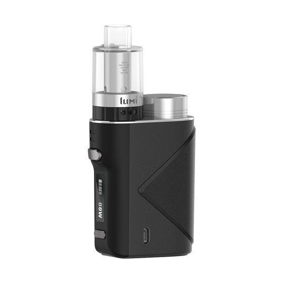 UK supplier Geekvape Lucid 80W TC Kit with Lumi Color: Black | Type: 2ml TPD Edition