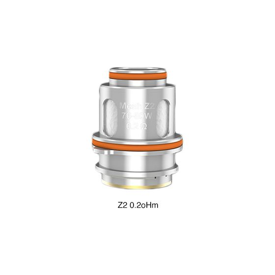 UK supplier Geekvape Zeus Mesh Coil 5pcs