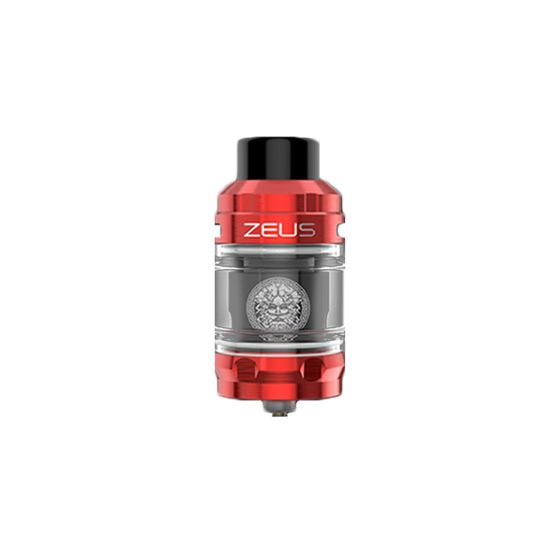 UK supplier Geekvape Zeus Subohm Tank 2ml Red|2ml TPD Edition