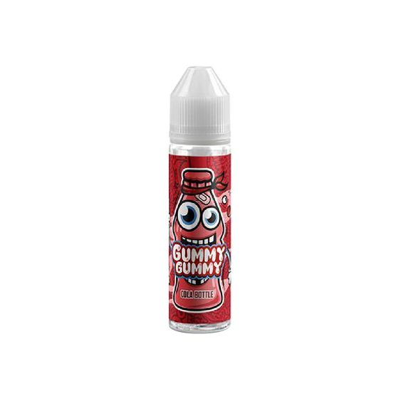 Gummy Gummy Shortfill 100ml Flavor: Cola Bottle UK wholesale