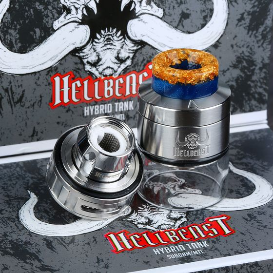 low price Hellvape Hellbeast Subohm Tank 2ml