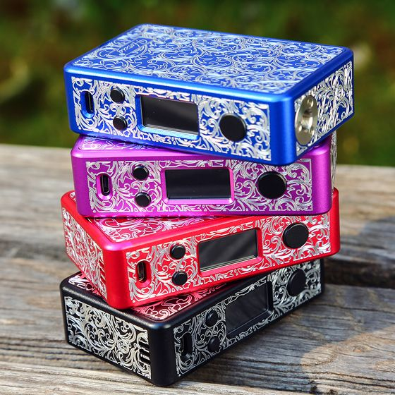 Hotcig R150S TC Box MOD  wholesale