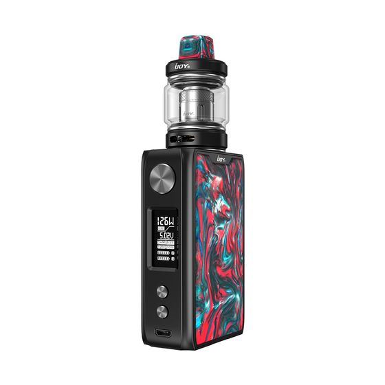 low price IJOY Shogun JR Resin 126W TC Kit 4500mAh