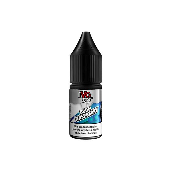 IVG Nic Salts 10ml Strength: 10mg/ml | Flavor: Blue Raspberry authentic