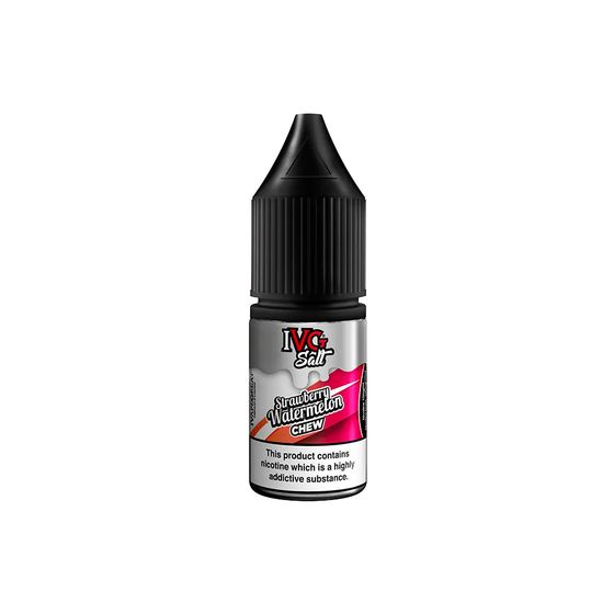 authentic IVG Nic Salts 10ml Strength: 10mg/ml | Flavor: Strawberry Watermelon