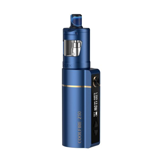 Innokin Coolfire Z50 VW Kit With Zlide Tube Tank Type: TPD Edition | Color: Blue cheap